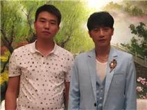 陈志朋合影